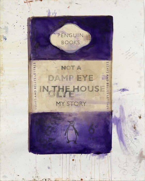 Harland-Miller-Not-a-damp-eye-in-the-house-My-story-2010-a3-561x700